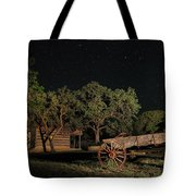 Wagon And Stars 2am 115859and115863_stacked Tote Bag