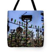 Wagon Tote Bag