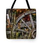 Wagon Down Tote Bag