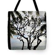 Waikiki Beach Hawaii Usa Tote Bag