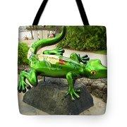 Waikiki Gecko Tote Bag