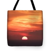 Waikiki Sunset No 2 Tote Bag