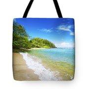 Waikoko Beach Shore Tote Bag