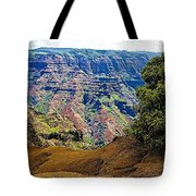 Waimea Canyon - Kauai Tote Bag