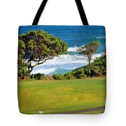 Wailua Golf Course - Hole 17 - 2 Tote Bag