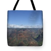 Waimea Canyon Tote Bag