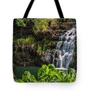 Waimea Falls Tote Bag