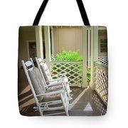 Waimea Porch Tote Bag