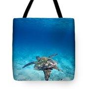 Turtle Soar Tote Bag