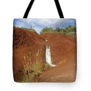 Waimea Waterfall Tote Bag