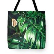 Waipeo Green Tote Bag