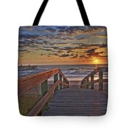 Wait At Our Spot Tote Bag