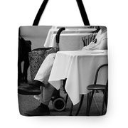 Wait For Buddy Tote Bag