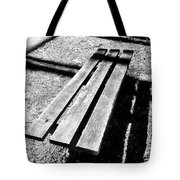 Waiting 2 Tote Bag