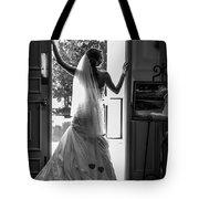 Waiting Bride Tote Bag