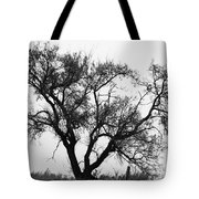 Waiting By Our Tree Tote Bag