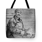 Waiting For A Client Tote Bag