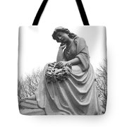 Waiting For Eternity Tote Bag
