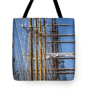 Waiting For Good Winds Tote Bag