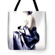 Waiting For Guidance Tote Bag