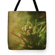 Waiting For Spring 4 Tote Bag