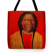 Waiting For The Ceremony Tote Bag by Johanna Elik