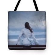 Waiting In The Wind Tote Bag by Joana Kruse