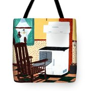 Waiting On Cold Toes Tote Bag