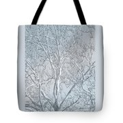 Waiting To Be Clothed Tote Bag