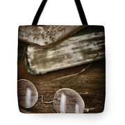 Waiting To Be Read I Tote Bag