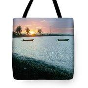 Waitukubuli Sunset Tote Bag