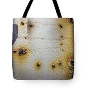 Waking Rust Tote Bag
