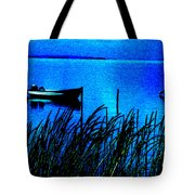 Waking Up Early Morning  Tote Bag
