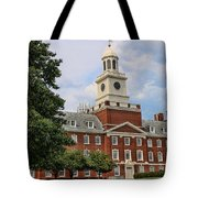 The Waksman Institute Of Microbiology 2 Tote Bag