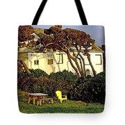 Waldport Beach House Tote Bag