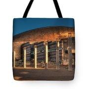 Wales Millennium Centre Tote Bag