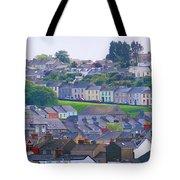 Wales Panorama Tote Bag