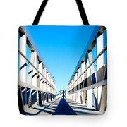 Walk Away Tote Bag