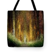 Walk In The Forest Tote Bag
