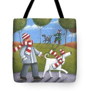 Walk In The Park Tote Bag by Peter Adderley