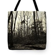 Walk Into Nature Tote Bag