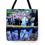 Walk Right Into The Nature's Fairytale With Me  Tote Bag