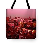 Walk Of Fame In Pink Tote Bag