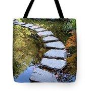 Walk On Water Tote Bag