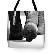 Walk The Wild  Tote Bag
