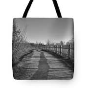 Walk This Way... Tote Bag