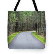 Walk Through The Forest Tote Bag