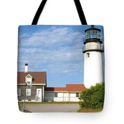 Walk To The Lighthouse Tote Bag