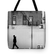 Walk Walk. New York. Tote Bag