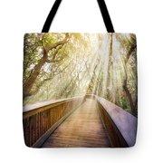 Walk With Me Tote Bag